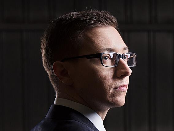 Felix Müller, Rechtsanwalt, Bluedex Kanzlei in Frankfurt am Main